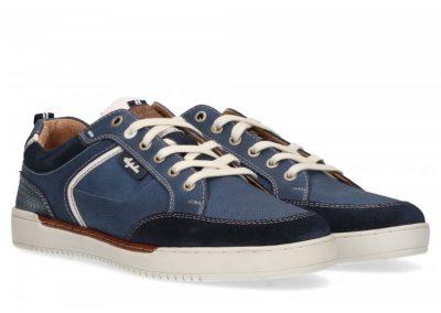 Australian mendoza-sneakers-blauw-wit 119,95